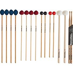 Innovative Percussion Fundamental Series Mallet And Stick Pack (FP-3)