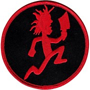 C&D Visionary Insane Clown Posse - Hatchetman Patch