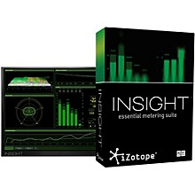 iZotope Insight Essential Metering Suite