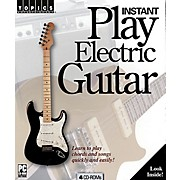 Music Sales Instant Play Electric Guitar Music Sales America Series CD-ROM