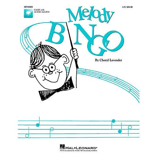 Hal Leonard Instrument Bingo-thumbnail