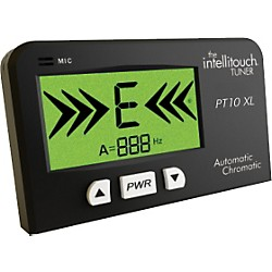Intellitouch Intellitouch PT10XL Traditional Chromatic Tuner (PT10XL)