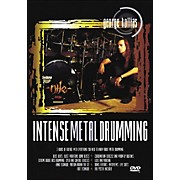 Music Sales Intense Metal Drumming - George Kollias Instructional Drum DVD