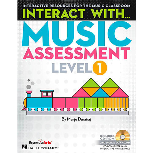 Hal Leonard Interact with Music Assessment (Level 1) CD-ROM-thumbnail