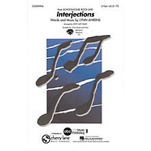 Cherry Lane Interjections 2-Part