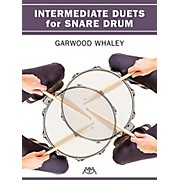 Meredith Music Intermediate Duets for Snare Drum