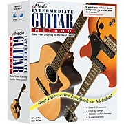 Emedia Intermediate Guitar Method Version 3