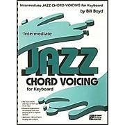 Hal Leonard Intermediate Jazz Chord Voicing for Keyboard