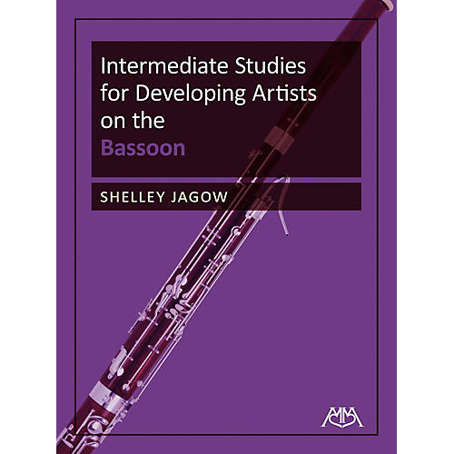 Meredith Music Intermediate Studies For Developing Artists On The Bassoon-thumbnail