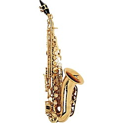 International Woodwind Model 551 Curved Soprano Saxophone (IW-551-CS)