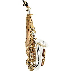 International Woodwind Model 601 Curved Soprano Saxophone (IW-601-CS)
