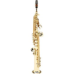 International Woodwind Straight Soprano Saxophone (IW-601-S)