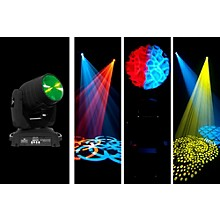 CHAUVET DJ Intimidator Beam LED 350 Moving Head Effects Light