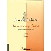 Schott Invocacion Y Danza (Solo Guitar) Schott Series Composed by Joaquin Rodrigo
