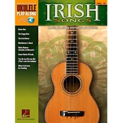 Hal Leonard Irish Songs - Ukulele Play-Along Volume 18 Book/CD