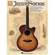 Hal Leonard Irish Songs For Easy Guitar (With Tab)