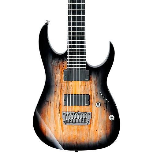 Ibanez Iron Label RG Series RGIX27FESM 7-String Electric Guitar-thumbnail