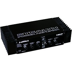 Isp Technologies Stealth Compact Floor Power Amplifier for Guitar (STEALTH)