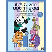 Alfred Its a Zoo Out There! Animals A to Z Book/CD