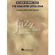 Hal Leonard I've Told Ev'ry Little Star - The Jazz Essemble Library Series Level 4