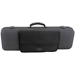 J. Winter Green LinE Series Violin Case with Music Pocket (JW51025 N B)