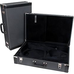 J. Winter JW 784 Wood Attache Series Detachable Bell French Horn Case (JW 784)