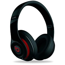 Beats By Dre Studio 2.0 Over-Ear Headphones Black