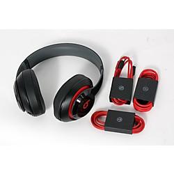 Beats By Dre Studio 2.0 Over-Ear Headphones Black 888365994734