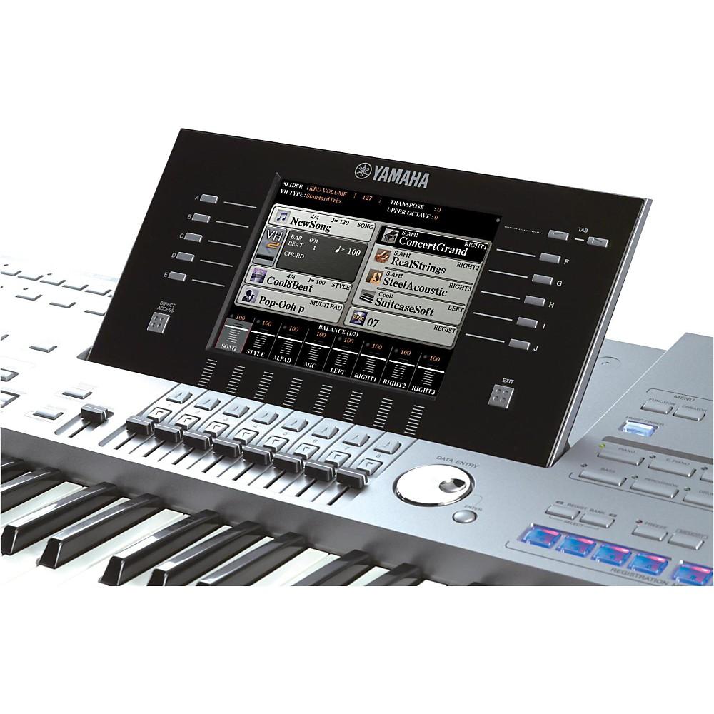 Yamaha tyros5 61 key arranger workstation 86792981352 ebay for Yamaha a3000 keyboard