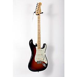 Fender American Deluxe Stratocaster Plus Electric Guitar Mystic 3-Color Sunburst -  USED005008 0118102735