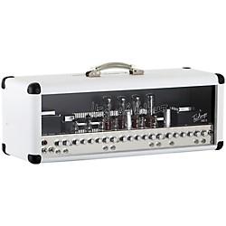 Hughes & Kettner Limited Edition TriAmp MKII Guitar Head White (J06165001 J06165.001) photo