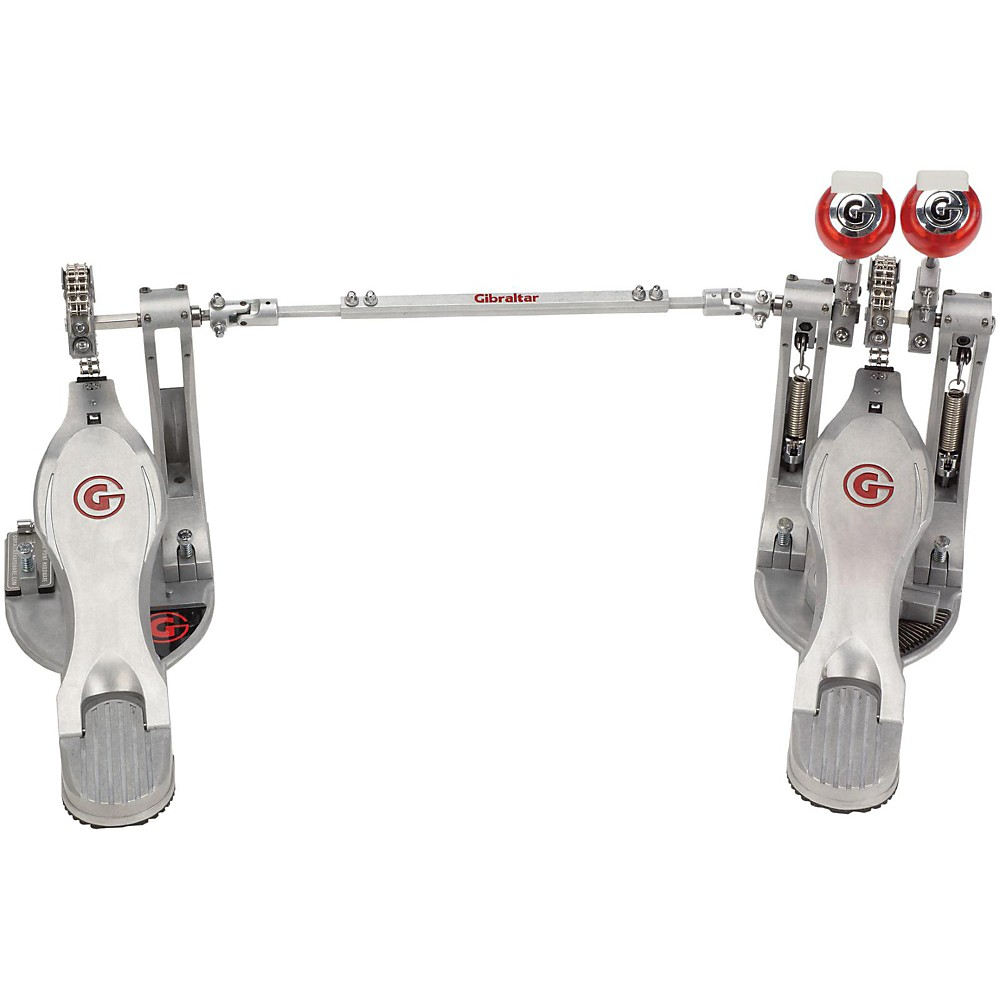 how to use a double bass drum pedal