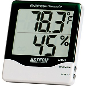 Taylor Hygro Thermometer Big Digit