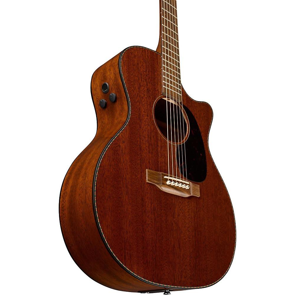martin custom gpc15m acoustic electric guitar mahogany ebay. Black Bedroom Furniture Sets. Home Design Ideas