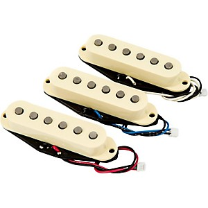 Fender American Select Solderless Stratocaster Guitar Pickup Set