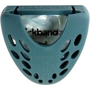 Pickbandz Stick-it-Pick-it Pick Holder Grey