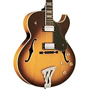 Washburn J3 Jazz Florentine Cutaway Electric Guitar