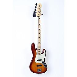 Fender American Elite Jazz Bass Tobacco Sunburst 888365964331 -  USED005003 0197002752