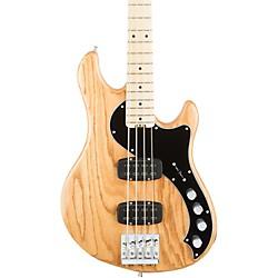 Fender American Elite Dimension Bass HH Maple Fingerboard Natural -  0192902721