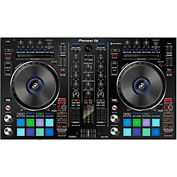 pioneer ddj rr professional 2 channel dj controller for rekordbox dj