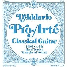 D'Addario J46 A-5 Pro-Arte SP Hard Single Classical Guitar String
