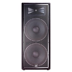 "JBL Dual 15"" two-way passive loudspeaker system with 2000W peak power handling (JRX225)"