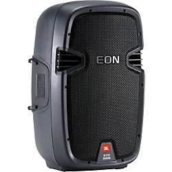 "JBL EON510 10"" 280 Watt Powered PA Speaker (EON510)"
