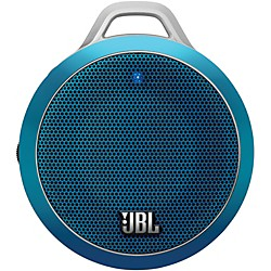 JBL Micro Wireless Ultra-Portable BT Multimedia Speaker (JBLMICROWBLU)
