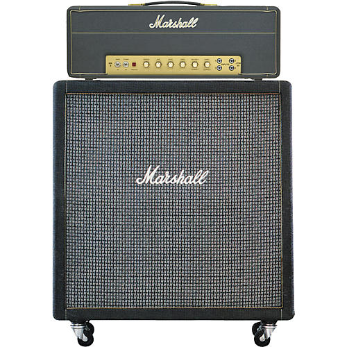 Marshall JTM45 and 1960AX Half Stack