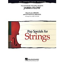 Hal Leonard Jabba Flow Easy Pop Specials For Strings Series Softcover Arranged by Larry Moore