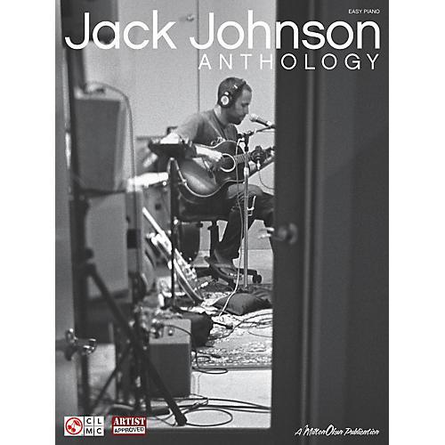 Cherry Lane Jack Johnson - Anthology For Easy Piano