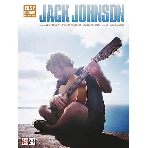 Hal Leonard Jack Johnson - Easy Guitar Tab-thumbnail