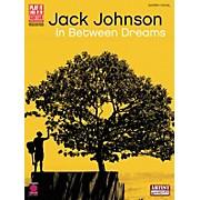 Cherry Lane Jack Johnson In Between Dreams Guitar Tab Songbook