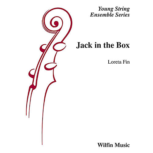 Alfred Jack in the Box String Orchestra Grade 1 Set-thumbnail